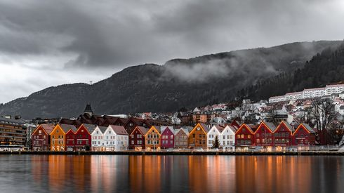 Pallet Delivery UK - NORWAY